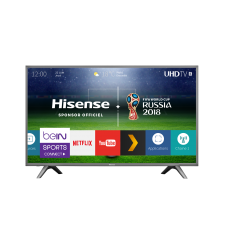 "65"" 4K Ultra HD Sm@rt TV HISENSE H65NEC5600"